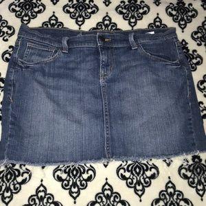 Old Navy jean skirt Sz: 12